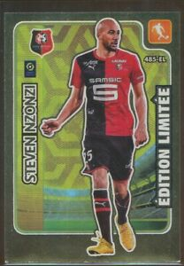 485-steven-nzonzi-rare-edition-limitee-card-card-adrenalyn-ligue-1-2021-panini