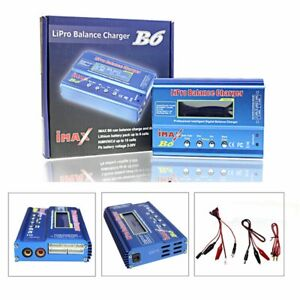 Original-iMax-B6-5A-Ladegerat-Balance-Charger-LiPo-NiMh-Akku-Netzteil-Multifunkt