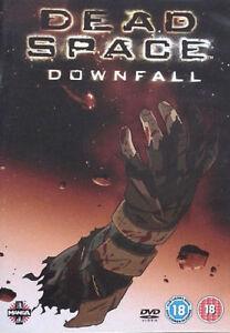 Dead Space Downfall Dvd 2008 Brand New Sealed Ebay