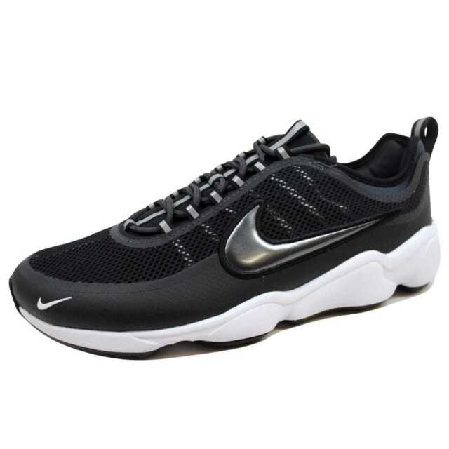 4f028c7e84f0 Nike Mens Zoom Sprdn Low Top Lace up Running Sneaker Black Size 8.5 ...