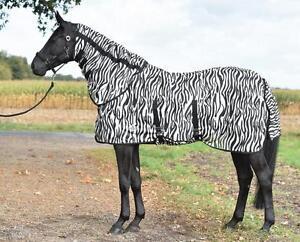 Autobus Paddock mouches Couverture Comfort-Zebra