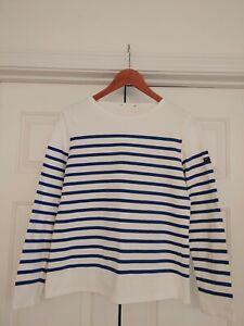 Saint James Breton Stripe Shirt