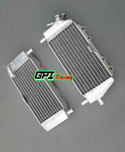 FOR Kawasaki KX125 KX 125 2003-2008 04 05 06 07 08 2008  aluminum radiator