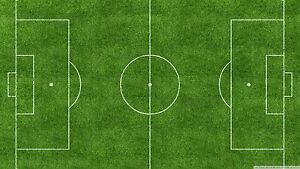 Football Pitch Grass Edible Icing Sheet A4 7625764364613 Ebay