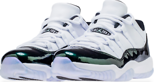 2f91bd54f44e Nike Air Jordan XI Retro 11 Low Emerald Green Rise Easter 528895-145 ...