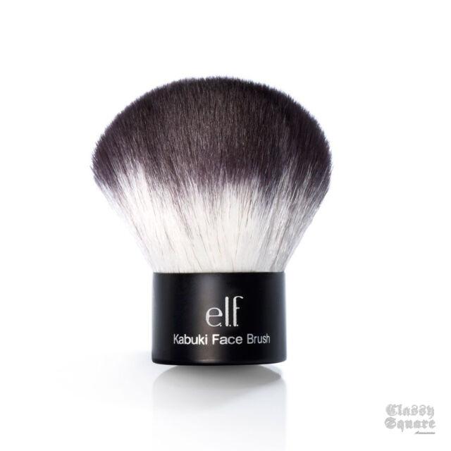 E.L.F. Studio New US Kabuki Face Brush Powder Bronzer Blush ELF Cosmetic Makeup