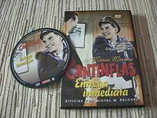 DVD PELICULA MARIO MORENO CANTINFLAS ENTREGA INMEDIATA USADO BUEN ESTADO