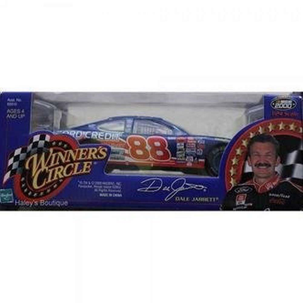 Hasbro Winner's Circle Nascar 2000 Dale Jarrett  88 1/24 Scale Ford Taurus Model