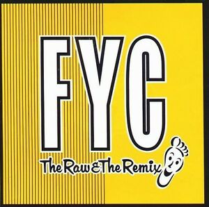 FYC-CD-The-Raw-amp-The-Remix-France