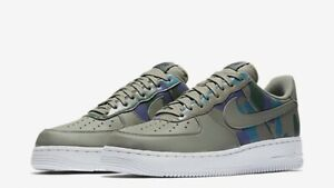 Details about Nike Air Force 1 07 LV8 Country Camo Pack Dark Stucco 823511 003 UK 7, 7.5, 8