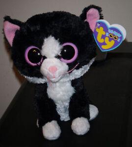 b8272ed20c3 Ty Beanie Boos ~ PEPPER the Cat (6 Inch)(2012 TAGS) MWMT