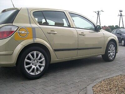 Oppl 60001093 Opel Astra H HB//5 2004-2012 Seitenleisten Stoßleisten Zierleisten