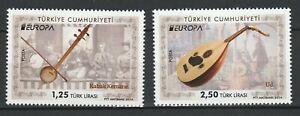 Turkey-2014-CEPT-Europa-2-MNH-stamps