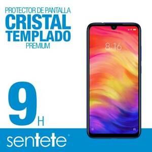Sentete-Xiaomi-Redmi-Note-7-Protector-de-Pantalla-Cristal-Templado-PREMIUM
