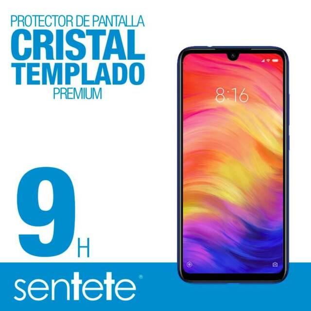 Sentete® Xiaomi Redmi Note 7 Protector de Pantalla Cristal Templado PREMIUM