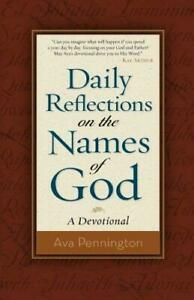 Daily-Reflections-on-the-Names-of-God-A-Devotional-by-Ava-Pennington