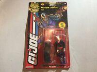Afa I Joe Battle Corps Major Bludd American Hero Combat Hasbro Toy Figure