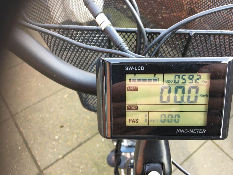 Damecykel, andet mærke, Lindebjerg elcykel 20-2
