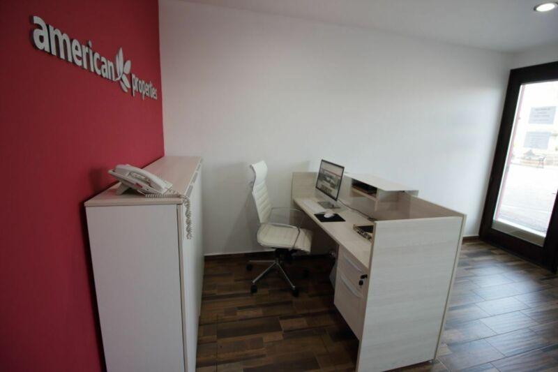 Renta - ULTIMAS DISPONIBLES - Oficina amueblada y con servicio de secretaria