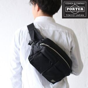 YOSHIDA BAG PORTER TANKER 2 way waist shoulder bag 3colors Japan   eBay 4b9423358c