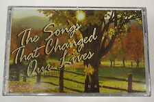 The songs that changed our lives 4 CD Set(Audio Cassette Sealed)