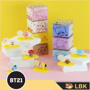 【BT21】 Baby Nano Block BTS Official Goods