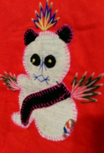 Vest Kvinder Bears Eklektisk Frøer Panda Med Rød Snakes OwwqvP