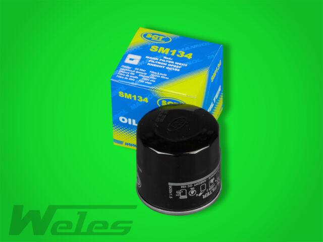 sm134 Filtro de aceite RENAULT CLIO I II 1,2 16v KANGOO MODUS TWINGO VEL SATIS