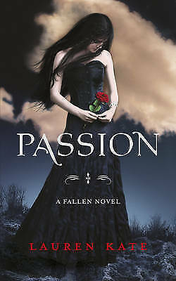 Passion by Kate Lauren - Book Paperback Fiction Thrillers Fallen Novel Death