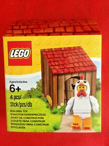 Lot Of 5 LEGO 5004468  Easter Minifigure Chicken Suit Guy Mini Figure