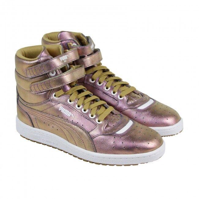 Puma Sky Hi Holo gold Leather 36419702 Men