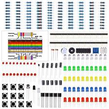 Resistor Led Buzzer Basic Starter Kit Electronics Components Capacitor