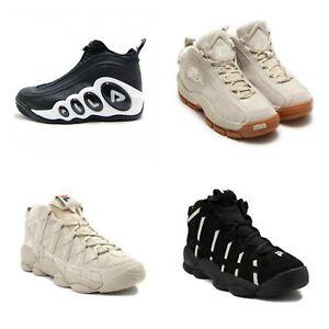 Mens Athletic Basketball Sneakers Retro Heritage Fila qwX46dxq