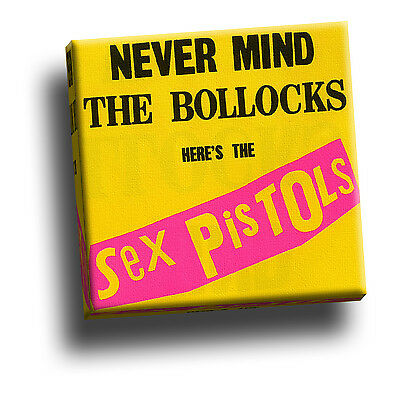 the sex pistols album covers in Woking