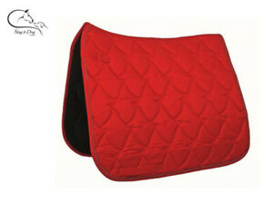 Numnah Full Quilted Dressage GP Jumping Working Hunter Horse Cob Pony FREE P/&P