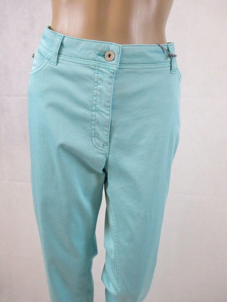 Ppep Jeans in blau gerade geschnitten Größe 46