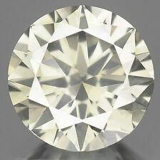 0.81 Cts WOW SPARKLING FANCY YELLOWISH GRAY NATURAL LOOSE DIAMONDS SI1