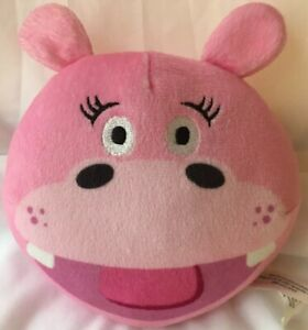 Astounding Details About Ere Walmart Plush Hippo Hippopotamus Bean Bag Ball 5 Pink Stuffed Toy Squishy Onthecornerstone Fun Painted Chair Ideas Images Onthecornerstoneorg