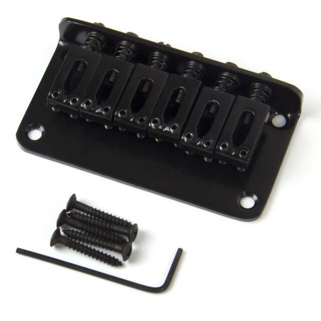4 String Electric Bass Saddle Bridge mit Schraubenschlüssel und Schrauben für