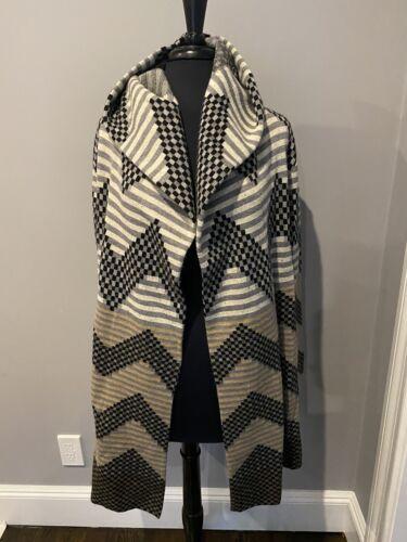 Anthropologie Field Flower Cardigan/Sweater Coat C