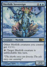 Sovrana dei Tritoni - Merfolk Sovereign MTG MAGIC 2010 M10 English