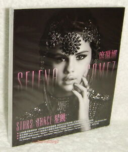 Selena gomez stars dance deluxe version taiwan cd wbox ebay image is loading selena gomez stars dance deluxe version taiwan cd voltagebd Choice Image