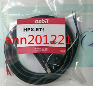 1PC NEW AZbil optical fiber amplifier HPX-ET1