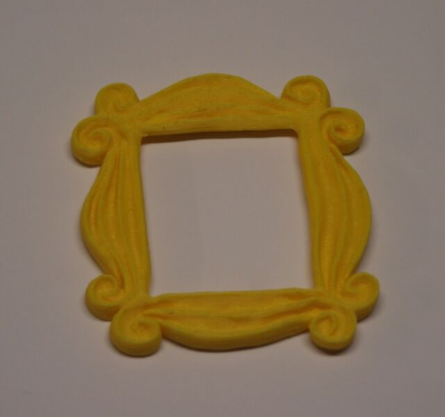 Friends Tv Show Peephole Frame Refrigerator Fridge Magnet Ebay