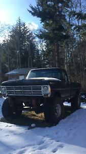 1971 Ford F 250