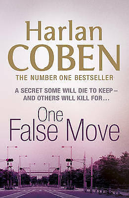 1 of 1 - One False Move by Harlan Coben (Paperback, 2009)