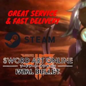 Details zu Sword art Online: Fatal Bullet [PC] / Steam Access / Region Free  Share Account