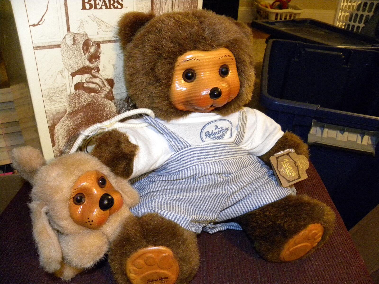 Robert Raikes Best Friends Collection  Brian and Sport  ttt8459/10000 COA - EB3