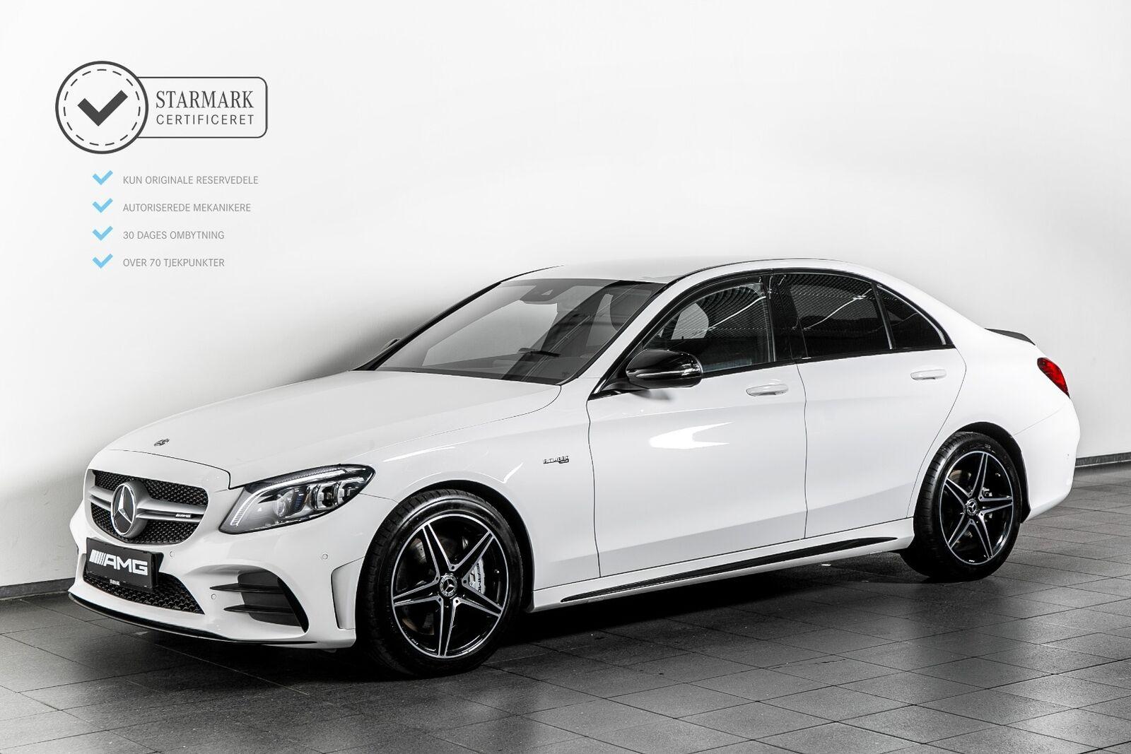 Mercedes-Benz C43 3,0 AMG aut. 4-M