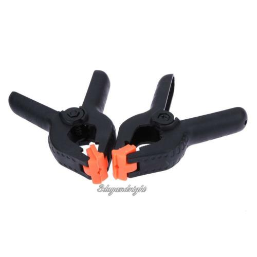 10Pcs 3 inch DIY Tools Plastic Nylon Toggle Clamps Spring Clip for Woodworking
